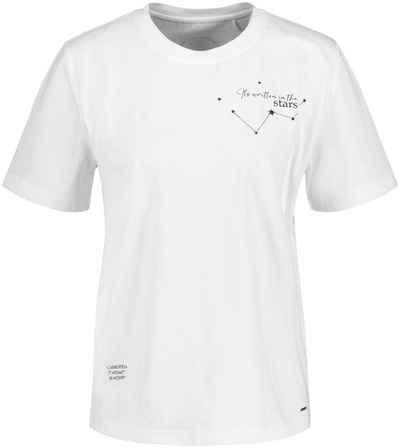 Taifun Rundhalsshirt Charity-Shirt #unhatewomen