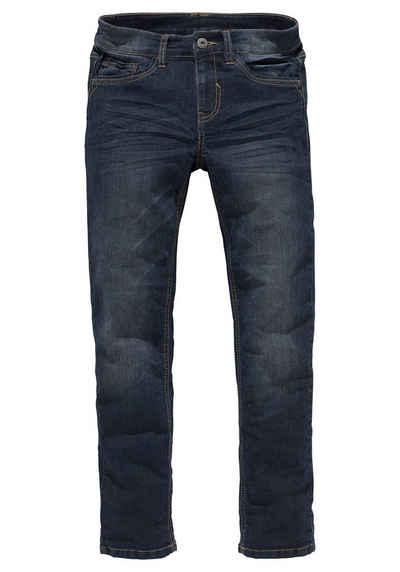 Arizona Stretch-Jeans mit schmalem Bein