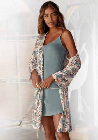 LASCANA Kimono in universal ir Allover-Druck