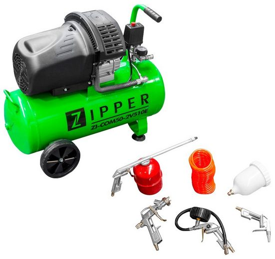 ZIPPER Kompressor 2.200 W, 10 Bar