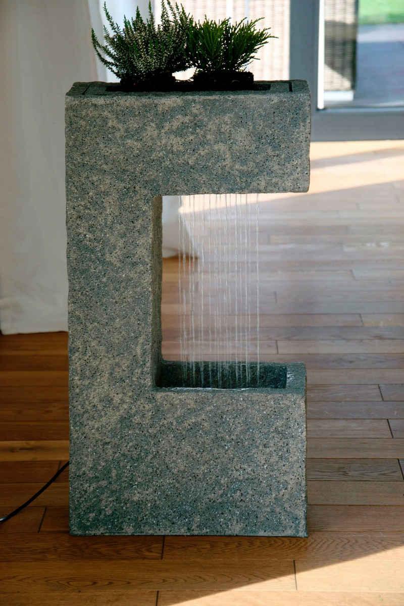 dobar Gartenbrunnen, 39 cm Breite