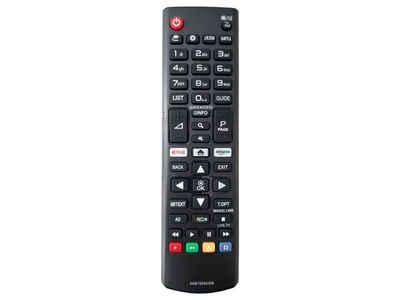 azurano Fernbedienung (Ersatz Fernbedienung Kompatibel mit LG AKB75095308 für, TV Projektor HiFi Receiver Stereoanlage)