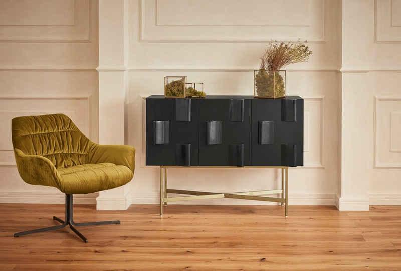 Guido Maria Kretschmer Home&Living Sideboard »Cocoona«, in modernem Design