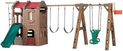Step2 Spielturm »Adventure Lodge«, BxTxH: 550x300x220 cm