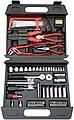 FAMEX Werkzeugset »253-70«, (Set, 163-St), im Werkzeugkoffer, Bild 2