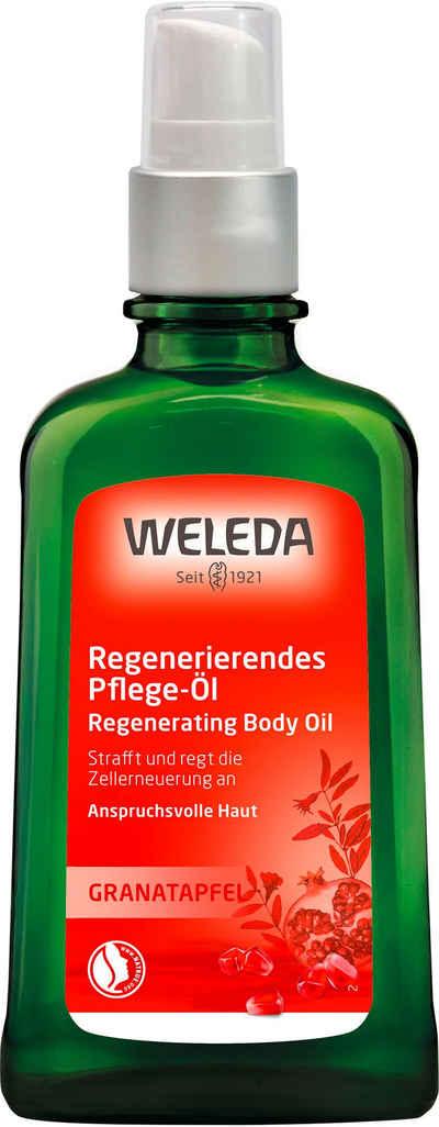 WELEDA Körperöl »Granatapfel«