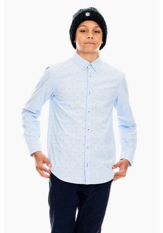 Garcia Marškiniai ilgomis rankovėmis su pasik...
