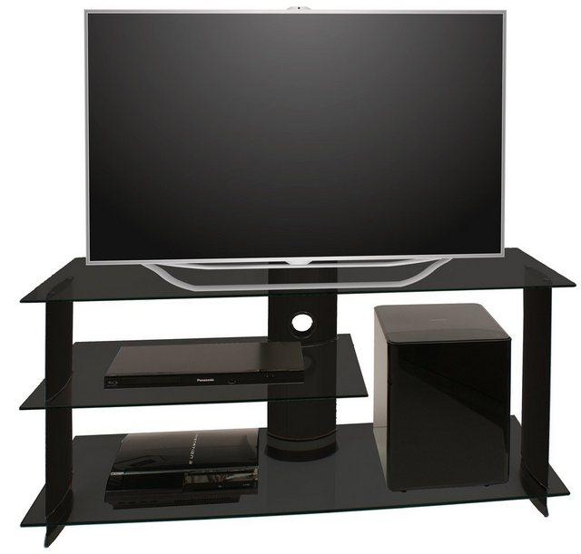 TV Möbel - VCM TV Rack »TV Möbel Subuso Schwarz «  - Onlineshop OTTO