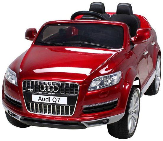 ACTIONBIKES MOTORS Elektroauto »Audi Q7 SUV«, für Kinder ab 3 Jahre, 12 Volt