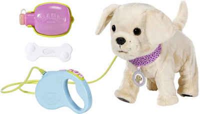 Baby Born Plüschfigur »My Lucky Dog«, mit vielen Funktionen und Zubehör