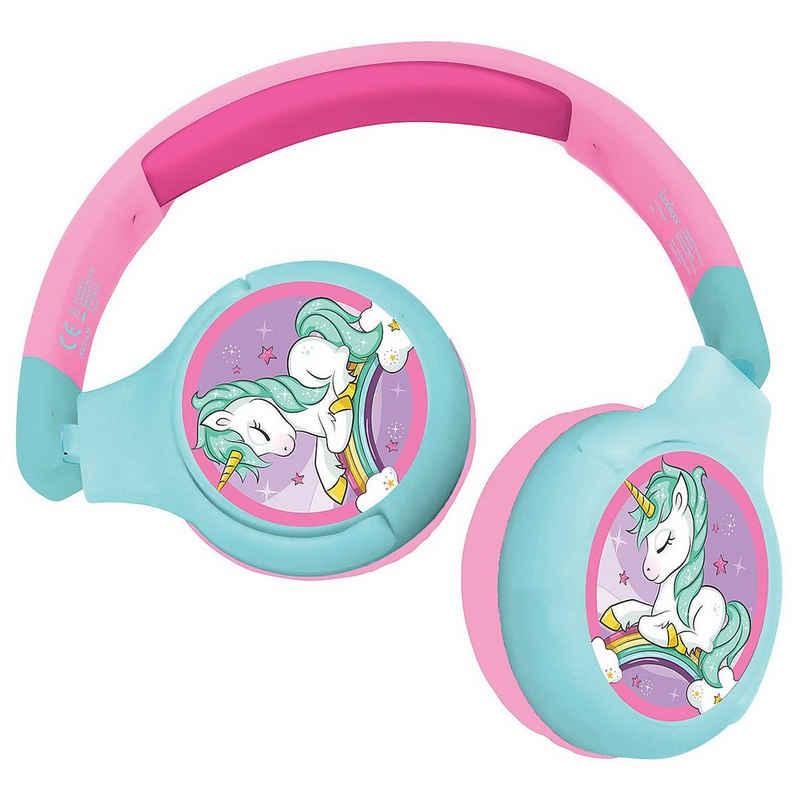 Lexibook® »Einhorn Kabellose Bluetooth Kopfhörer für Kinder« Kinder-Kopfhörer