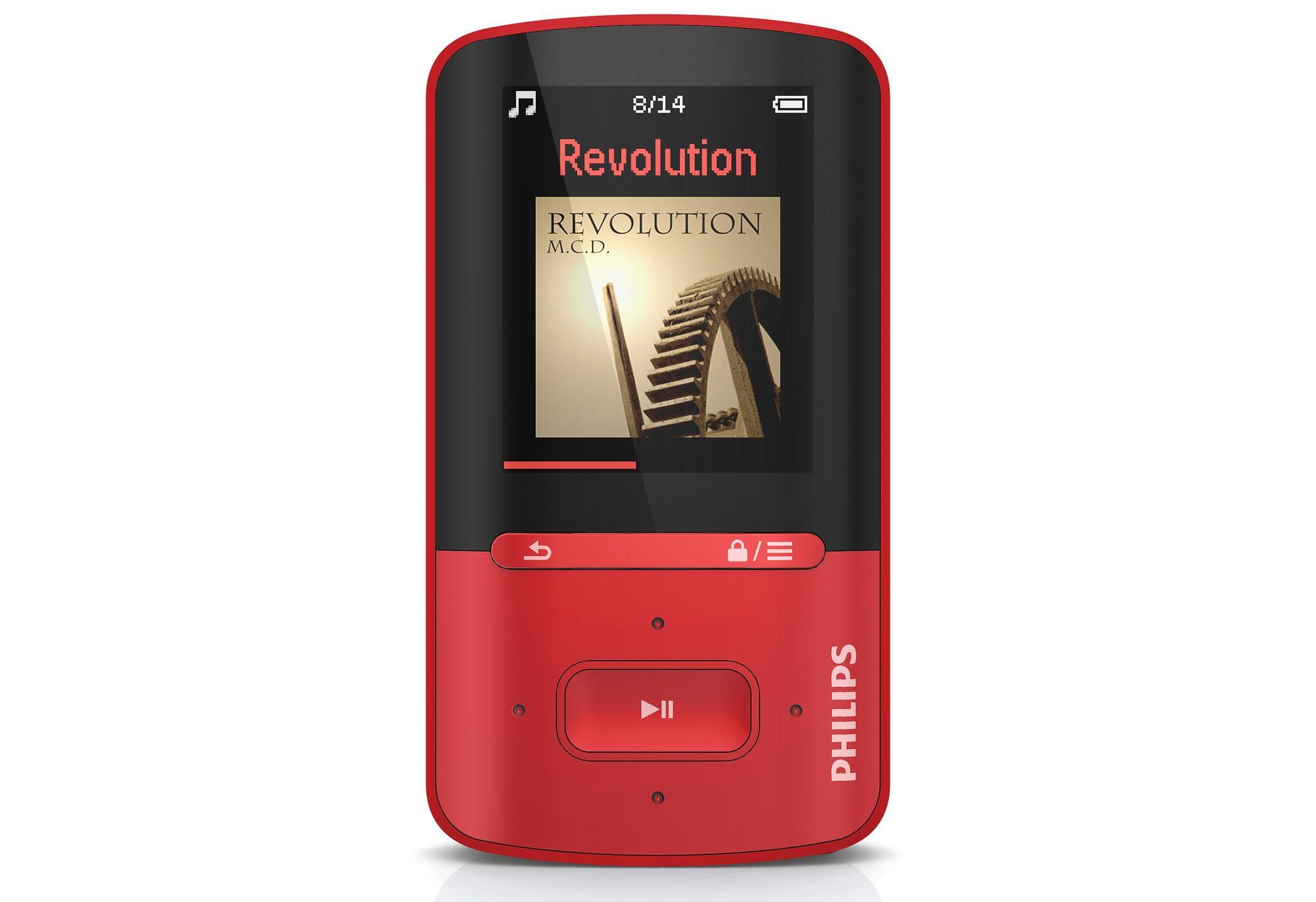 Philips SA4VBE04RN MP4-Player