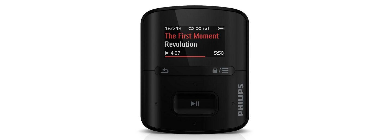 Philips SA4RGA04KN MP3-Player