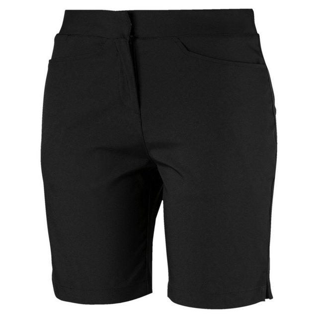 Hosen - PUMA Shorts »Pounce Damen Golf Bermudas« › schwarz  - Onlineshop OTTO
