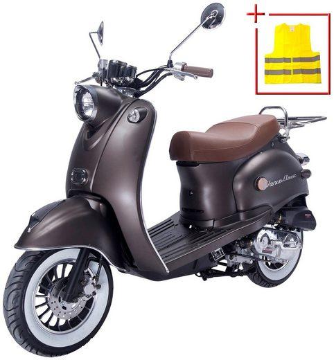 Alpha Motors Motorroller »Venus Classic«, 50 ccm, 45 km/h, Euro 4