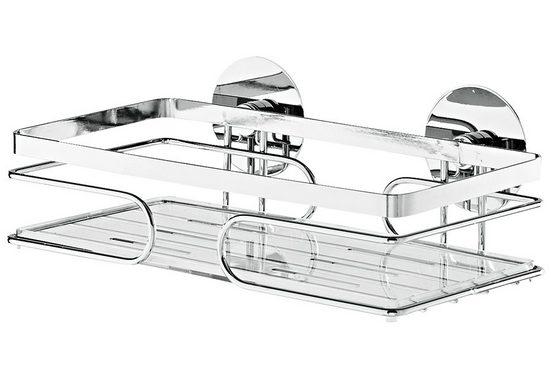 heine home Wandablage mit transparentem herausnehmbarem Einlegeboden