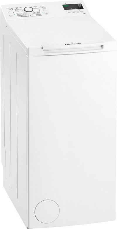 BAUKNECHT Waschmaschine Toplader WMT EcoStar 732 Di N, 7 kg, 1200 U/min