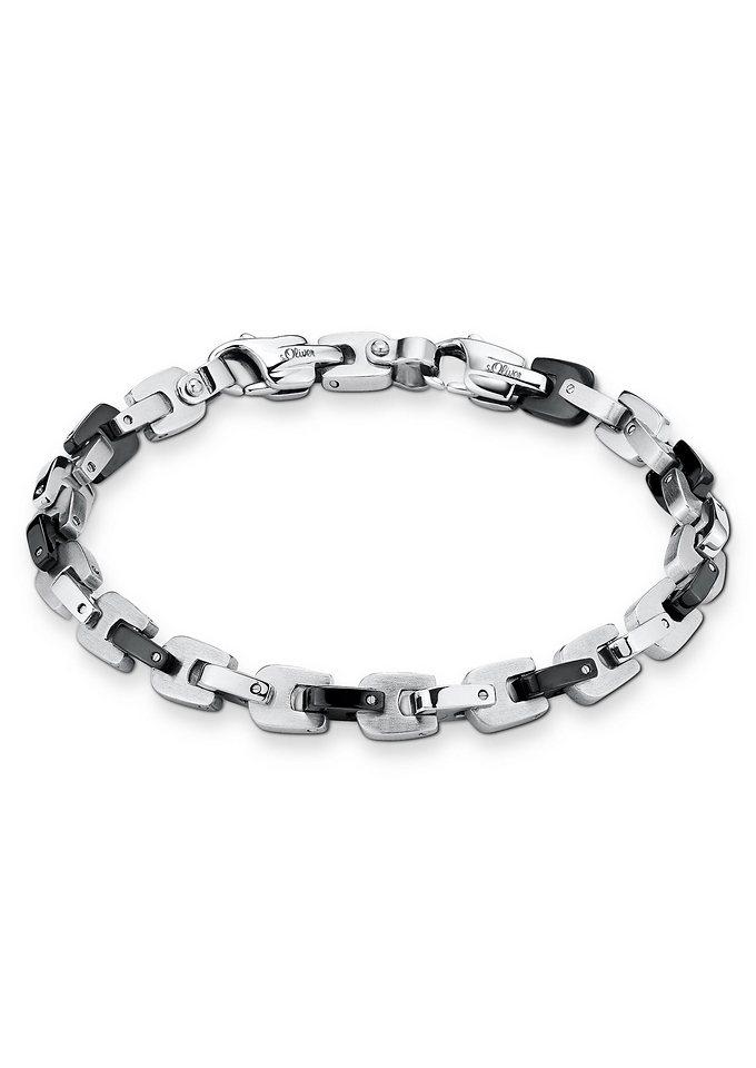 Armband, s.Oliver, »400053« in schwarz