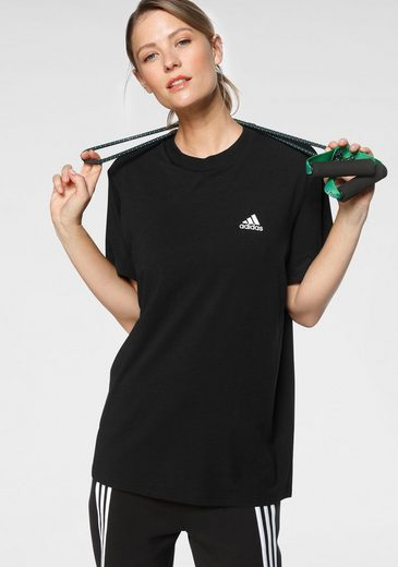 adidas Performance T-Shirt »MUST HAVE 3 STRIPES SHORT SLEEVE TEE«