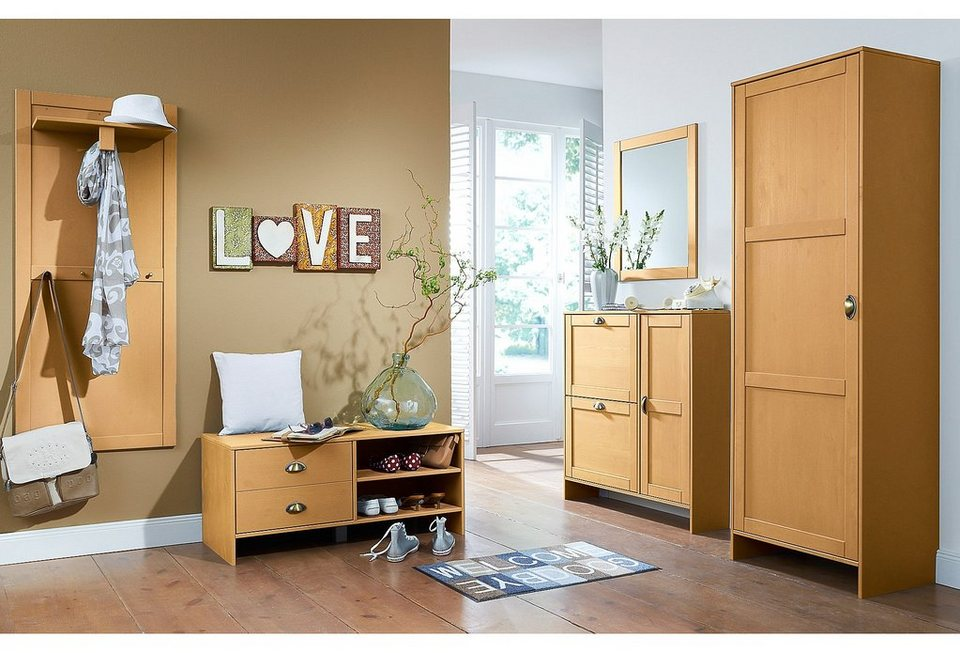 schuhkommode home affaire sch nerempfang otto. Black Bedroom Furniture Sets. Home Design Ideas