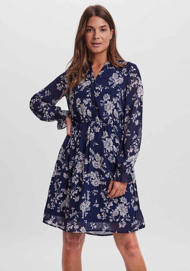 Vero Moda Blusenkleid »VMMIA LS ABK DRESS«