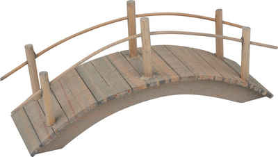 VBS Dekofigur »Brücke«, 15 cm x 5 cm x 6,5 cm