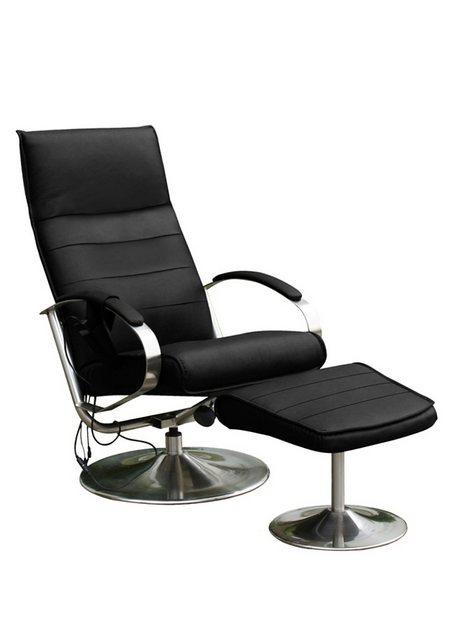 Sessel und Hocker - Alpha Techno Massagesessel, mit Hocker  - Onlineshop OTTO
