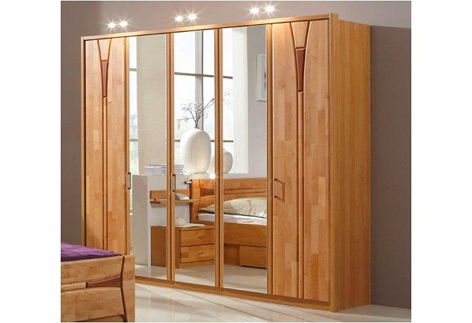 wiemann kleiderschrank florenz in 2 breiten otto. Black Bedroom Furniture Sets. Home Design Ideas
