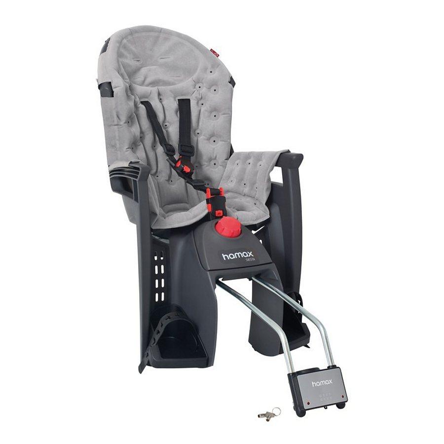 Hamax Kindersitz-System »Siesta Premium Kindersitz grau«