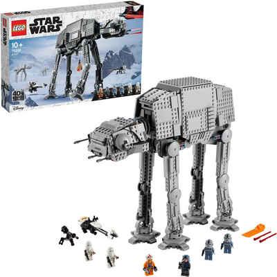 LEGO® Konstruktionsspielsteine »AT-AT™ (75288), LEGO® Star Wars™«, (1267 St), Made in Europe