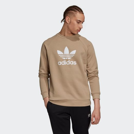 adidas Originals Sweatshirt »Trefoil Warm-Up Sweatshirt«