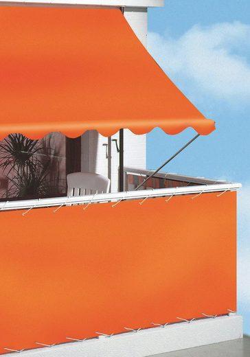 ANGERER FREIZEITMÖBEL Klemmmarkise , orange