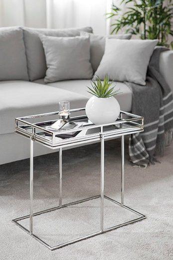 Fink Tabletttisch »TRIEST« (Set, Tablett mit Ständer)