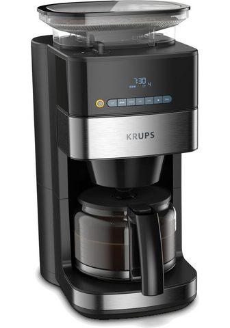 Krups Kaffeemaschine su Mahlwerk KM8328 Grin...