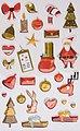 maildor Sticker »Weihnachten«, 8 Blatt, Bild 2