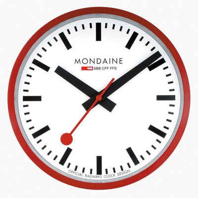 MONDAINE Wanduhr »A990.CLOCK.11SBC«
