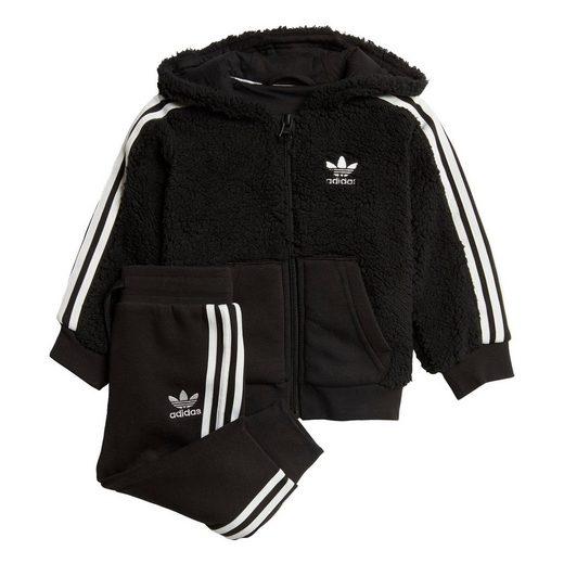 adidas Originals Trainingsanzug »Polar Fleece Hoodie-Set«