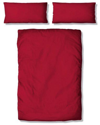 Bettwäsche »Desner«, my home, aus feiner, weicher Microfaser-Qualität