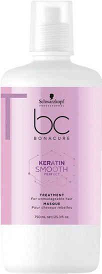 Schwarzkopf Professional Haarkur »BC Bonacure Keratin Smooth Perfect Treatment«, Für widerspenstiges Haar