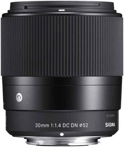 SIGMA »30mm 1:1,4 DC DN Contemporary Sony E-Mount« Objektiv