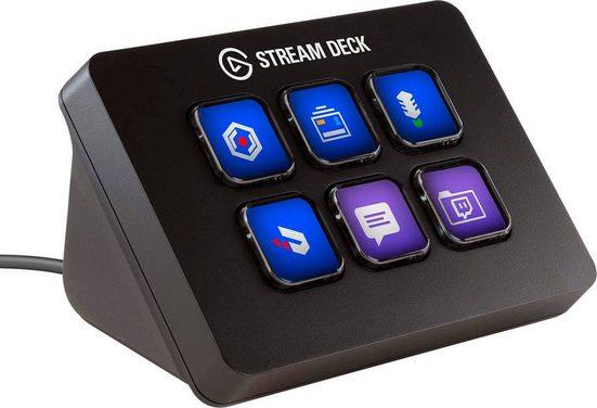 Elgato »Elgato Stream Deck Mini« Gameplay-Aufnahmegerät