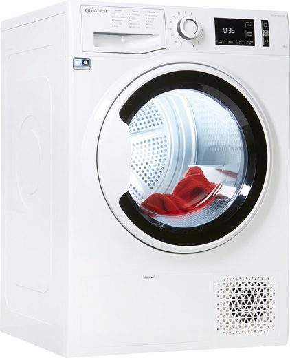 BAUKNECHT Wärmepumpentrockner T Pure M11 82WK DE, 8 kg