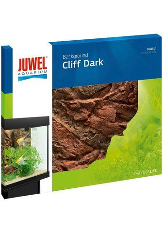 JUWEL AQUARIEN Aquarienrückwand »Cliff Dark« BxH: 55x...