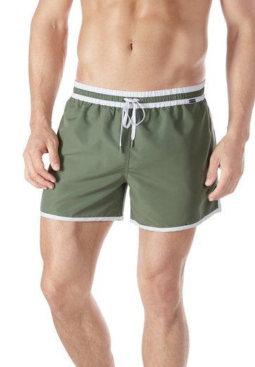 Skiny Badeshorts »Short Mix Shorts«, Retro-Stil