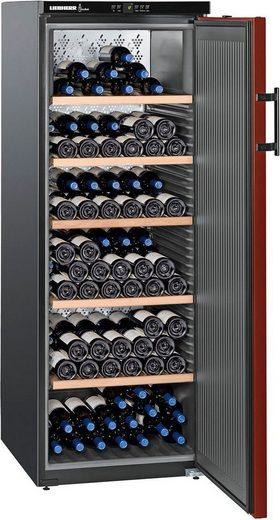 Liebherr Weinkühlschrank WKr 4211-22, für 200 Standardflaschen á 0,75l