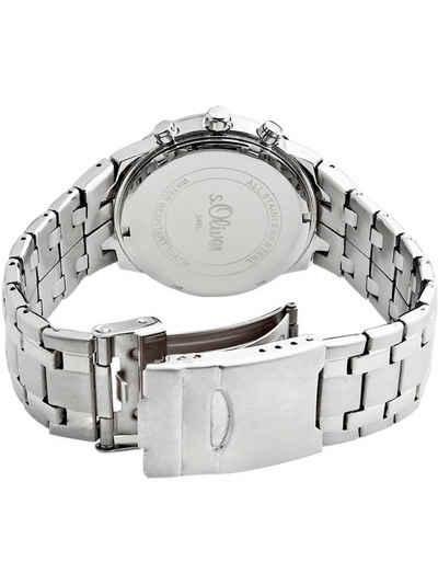 s.Oliver Chronograph »Armbanduhr«