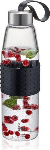 GEFU Trinkflasche »OLIMPIO«, ideal für kohlensäurehaltige Getränke