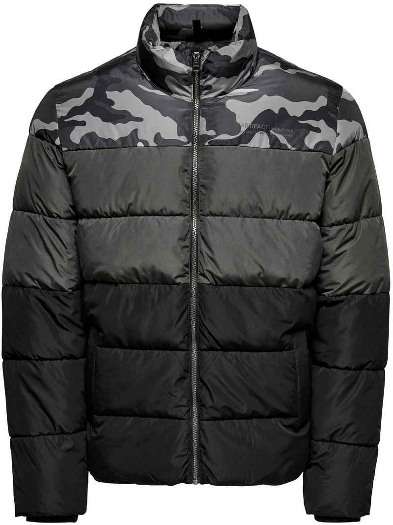 ONLY & SONS Steppjacke »MELVIN QUILTED JACKET«