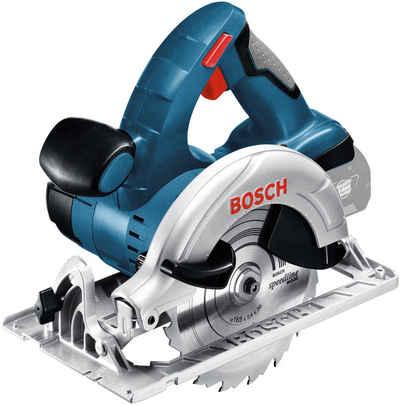 Bosch Professional Akku-Handkreissäge »GKS 18 V-LI«, 18 V, ohne Akku