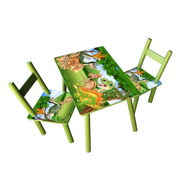 Kindertische - HTI Line Kindertischgruppe »Dinos«  - Onlineshop OTTO